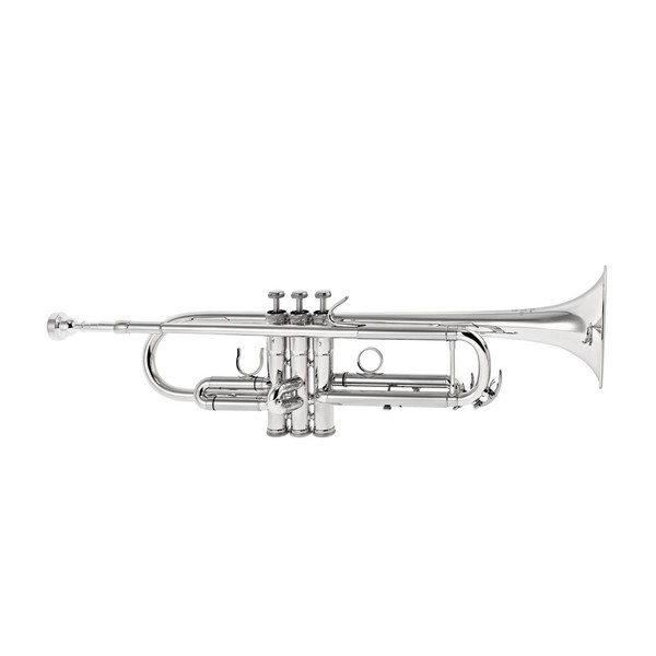 Besson BE110 New Standard Bb Trumpet, Silver Plated