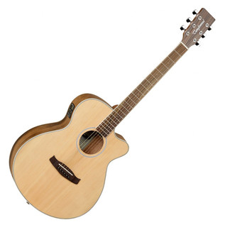 Tanglewood Discovery G4MSFCE Electro Acoustic, Natural