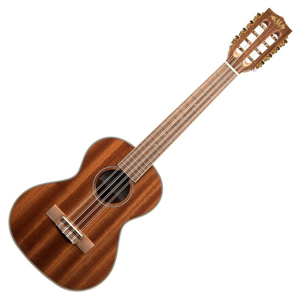Kala KA-8 Tenor Ukulele, Natural Satin