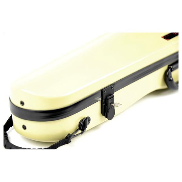 BAM 2002XL Hightech Shaped Violin Case, Anis