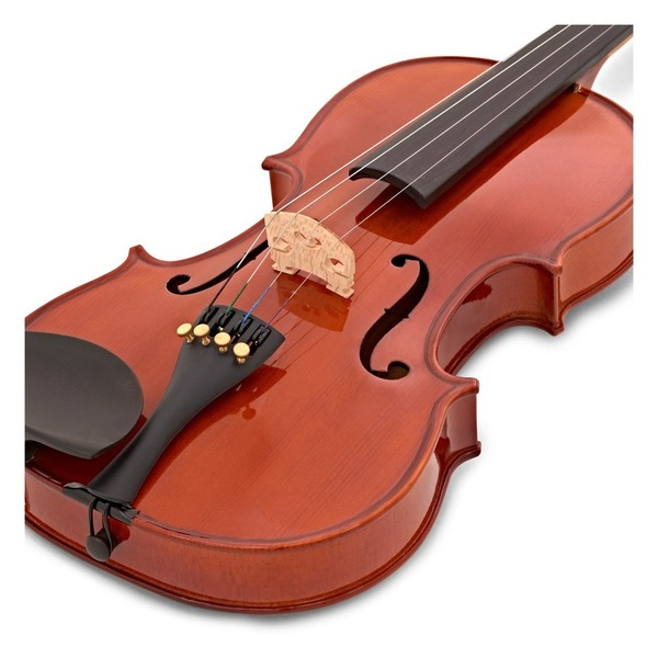 Stentor Student Standard Violin Outfit, 1/16, close