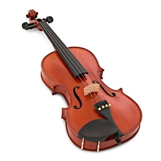 Stentor Student Standard Violin Outfit, 1/16, angle