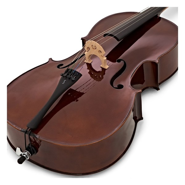 Stentor Student 1 Cello Outfit 1/8, close