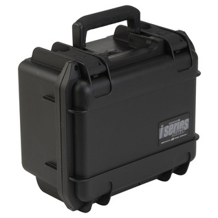 SKB iSeries 0907-4 Waterproof Case (empty) - Angled