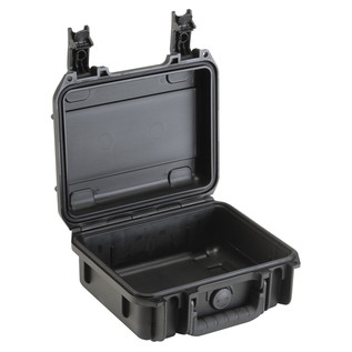 SKB iSeries 0907-4 Waterproof Case (empty) - Angled Open