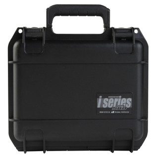 SKB iSeries 0907-4 Waterproof Case (With Dividers) - Front