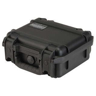 SKB iSeries 0907-4 Waterproof Case (With Dividers) - Angled Flat