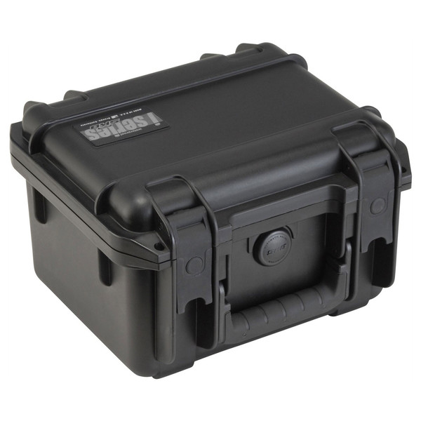 SKB iSeries 0907-6 Waterproof Case (With Cubed Foam) - Angled Flat