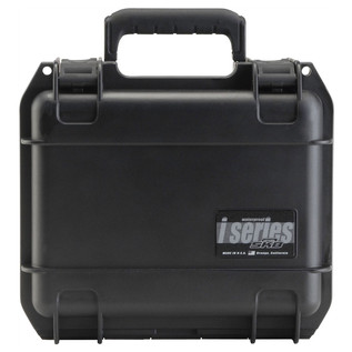SKB iSeries 0907-6 Waterproof Case (With Cubed Foam) - Front