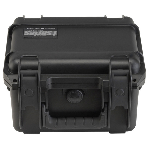 SKB iSeries 0907-6 Waterproof Case (With Cubed Foam) - Front Flat