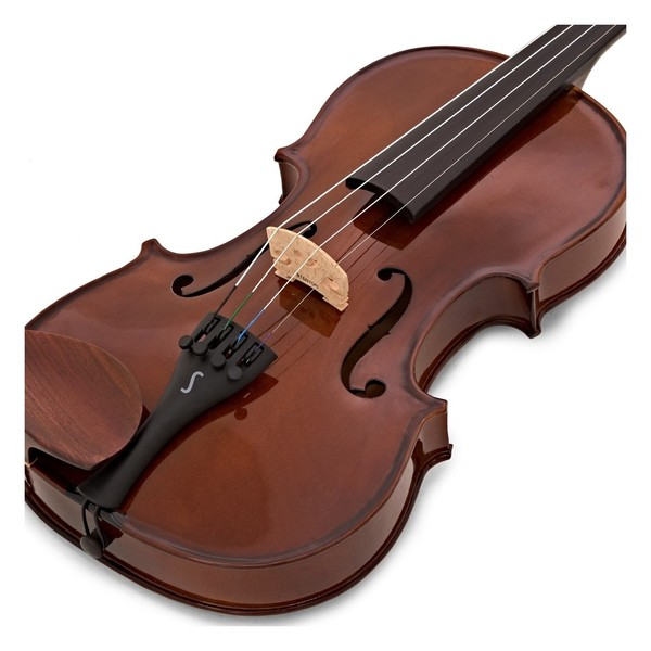 Stentor Student 1 Violin Outfit, 1/2 close