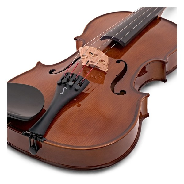Stentor Student 2 Violin Outfit, 1/4, close