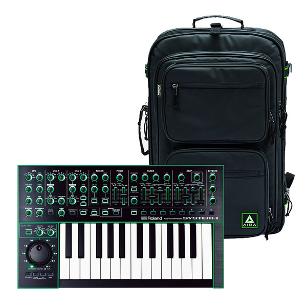 Roland AIRA SYSTEM-1 PLUG-OUT Synthesizer with Official Bag