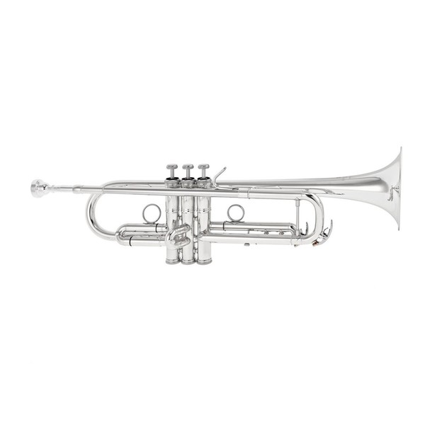 Besson BE111 New Standard Bb Trumpet, Silver Plated