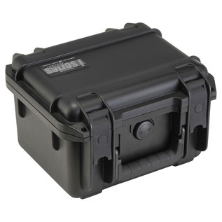 SKB iSeries 0907-6 Waterproof Case (With Layered Foam) - Angled