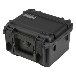 SKB iSeries 0907-6 Waterproof Case (With Layered Foam) - Angled 2