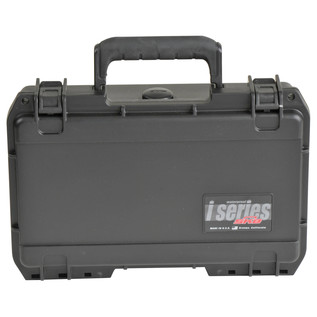 SKB iSeries 1006-3 Waterproof Case (With Cubed Foam) - Front