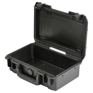 SKB iSeries 1006-3 Waterproof Case (With Cubed Foam) - Angled Open