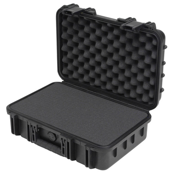 SKB iSeries 1610-5 Waterproof Case (With Cubed Foam) - Angled Open 2
