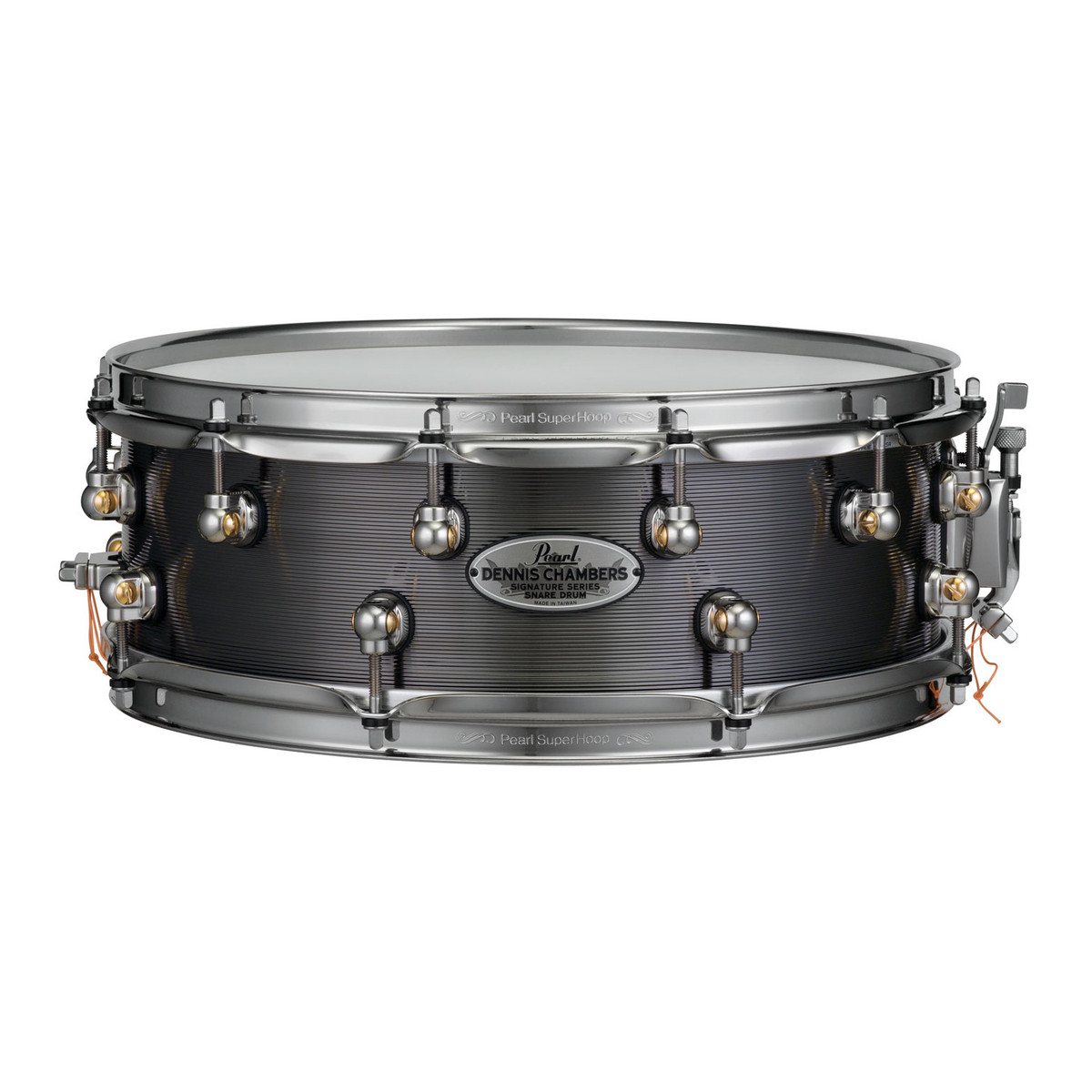 Click to view product details and reviews for Pearl 14 X 5 Dennis Chambers Snare Drum Nickel.
