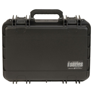 SKB iSeries 1711-6 Waterproof Case (With Cubed Foam) - Front