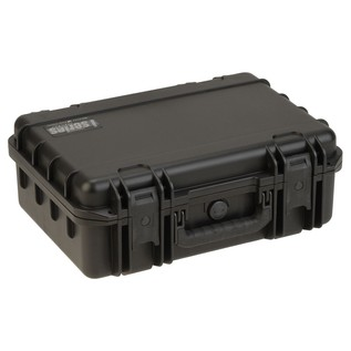 SKB iSeries 1711-6 Waterproof Case (With Cubed Foam) - Angled Flat