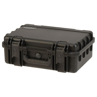 SKB iSeries 1711-6 Waterproof Case (With Cubed Foam) - Angled Flat 2