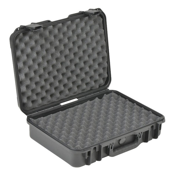 SKB iSeries 1813-5 Waterproof Case (With Layered Foam) - Angled Open