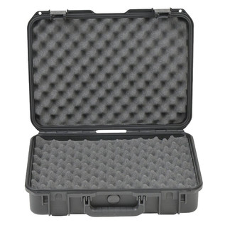 SKB iSeries 1813-5 Waterproof Case (With Layered Foam) - Front Open