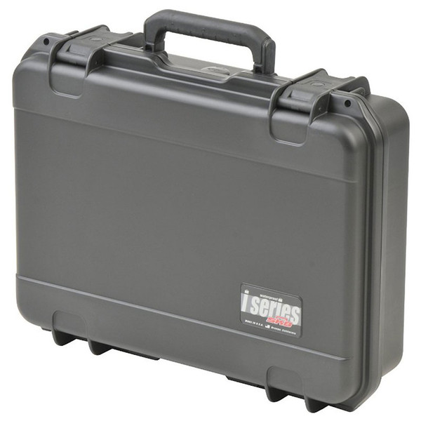 SKB iSeries 1813-5 Waterproof Case (With Layered Foam) - Angled