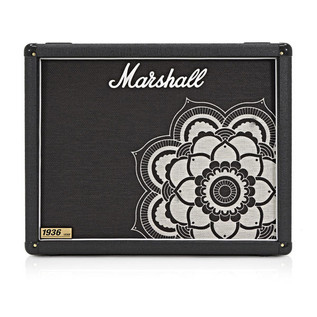 Marshall 1936 2x12 Cab, Mandala + Peavey 6505 Mini Head