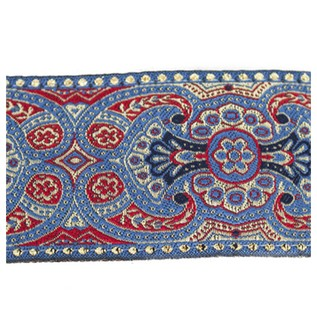 Souldier Guitar Strap Arabesque, Indigo