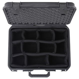 SKB iSeries 1813-7 Waterproof Case (With Dividers) - Top Open