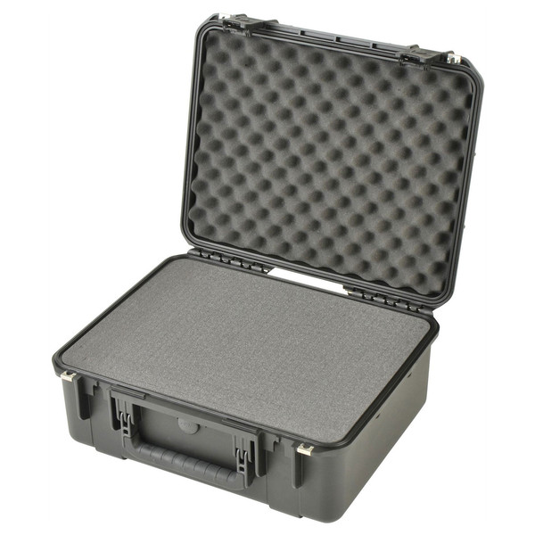 SKB iSeries 1914N-8 Waterproof Case (With Cubed Foam) - Angled Open 2