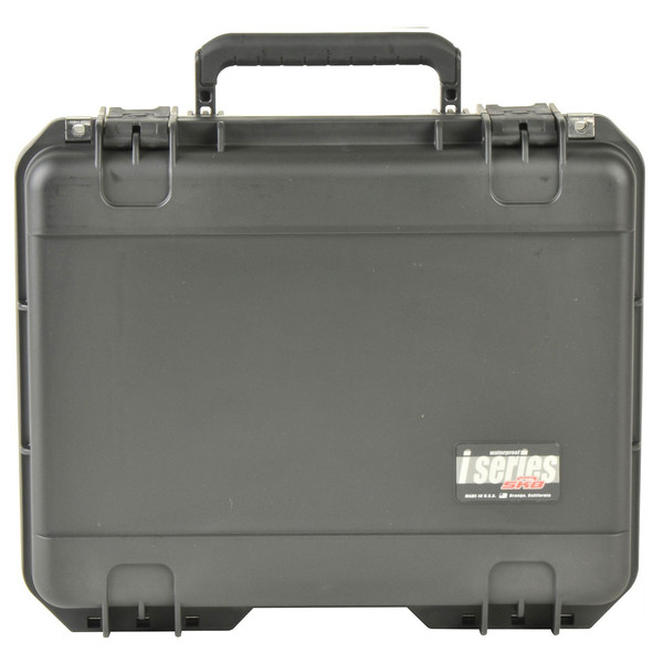 SKB iSeries 1914N-8 Waterproof Case (With Cubed Foam) - Front