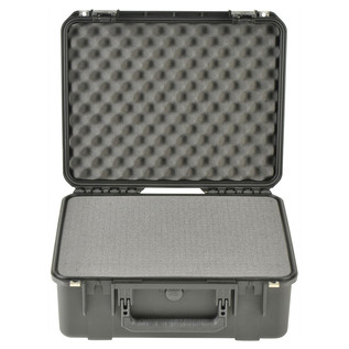 SKB iSeries 1914N-8 Waterproof Case (With Cubed Foam) - Front Open