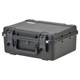 SKB iSeries 1914N-8 Waterproof Case (With Cubed Foam) - Angled Flat
