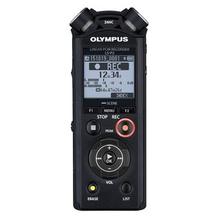 Olympus LS-P2 Handheld Location Recorder