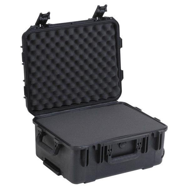 SKB iSeries 1914-8 Waterproof Case (With Cubed Foam) - Angled Open