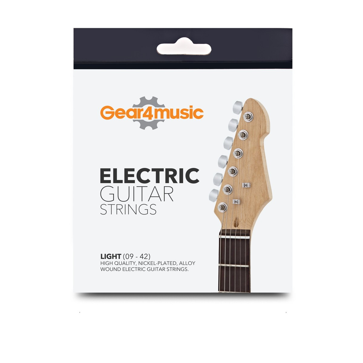 Electric Guitar Strings By Gear4music At Gear4music