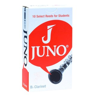 Juno by Vandoren Bb Clarinet Reeds 10 Pack, Strength 1.5