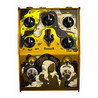 Stone Deaf FX Trashy Blonde parametrisk Amp Filter Distortion Pedal