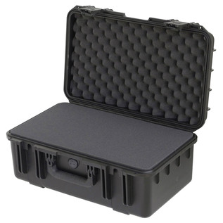 SKB iSeries 2011-8 Waterproof Case (With Cubed Foam) - Angled Open
