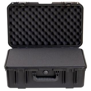 SKB iSeries 2011-8 Waterproof Case (With Cubed Foam) - Front Open