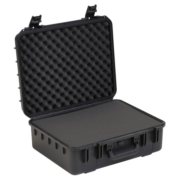 SKB iSeries 2015-7 Waterproof Case (With Cubed Foam) - Angled Open