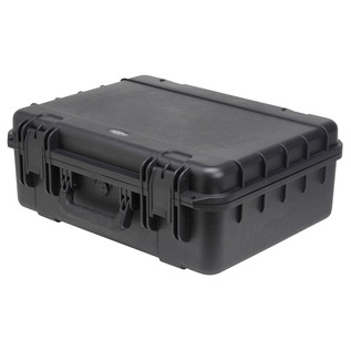SKB iSeries 2015-7 Waterproof Case (With Dividers) - Angled 2