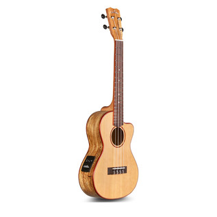Cordoba 24T-CE Tenor Ukulele, Satin Natural