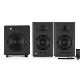 JBL LSR4328 PAK Bi-Amplified Studio Monitor System with Subwoofer