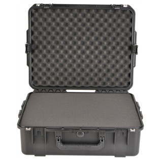 SKB iSeries 2217-8 Waterproof Case (With Cubed Foam) - Front Open