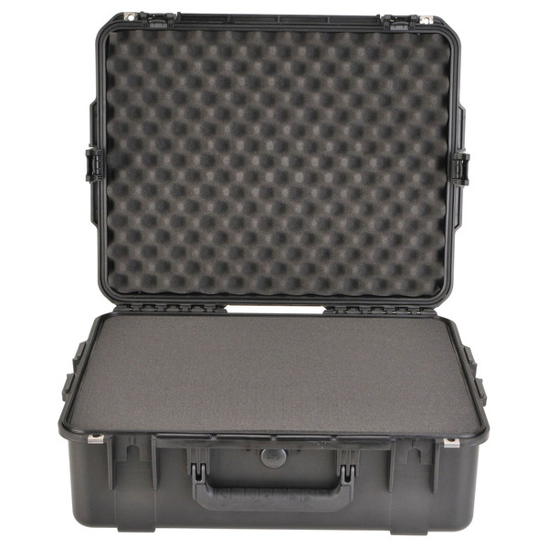 SKB iSeries 2217-8 Waterproof Case (With Cubed Foam) - Front Open